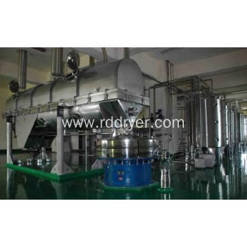 Calcium Chloride Vibro Fluid Bed Dryer
